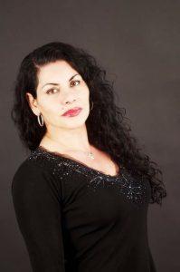 sara hermanns - organizzatrice miss trans liguria